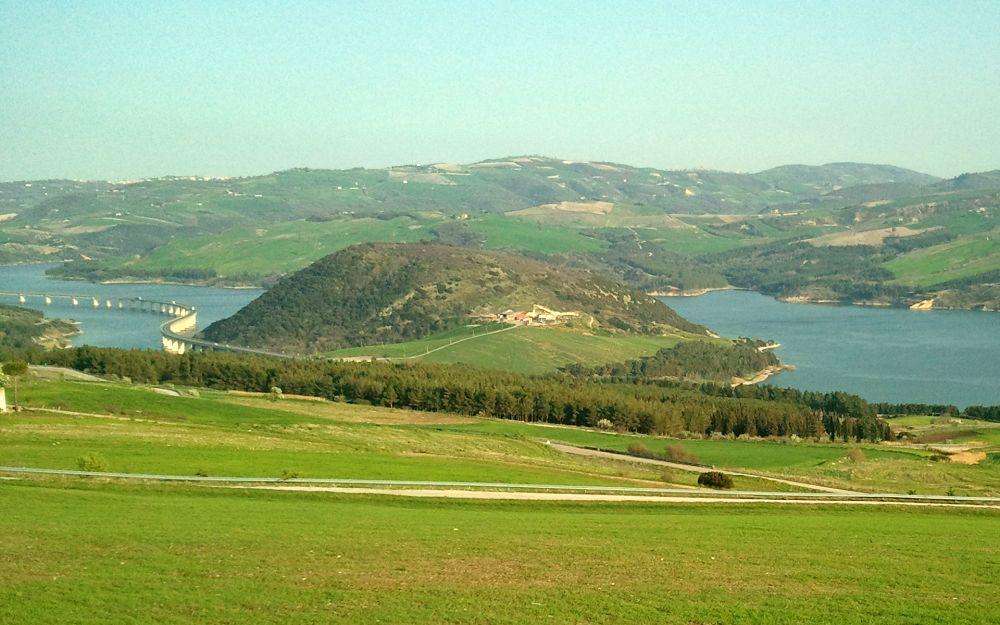 Lago Guardialfiera - Foto di Fflavio74