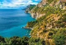 panorama costiera amalfiatana amalfi coast