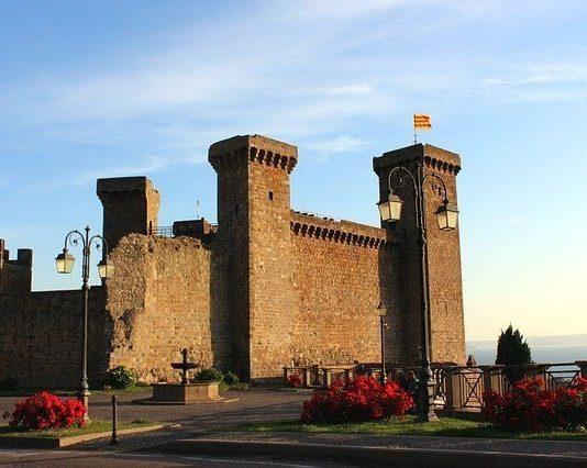 Rocca Monaldeschi della Cervara
