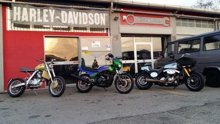 Motofficina Autorizzata – Milano (MI)