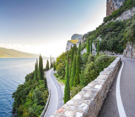 Strada della Forra - Lago Garda