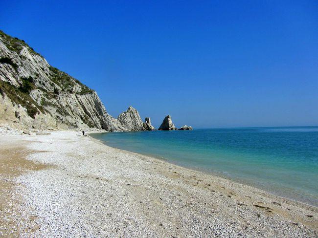 monte conero mare spiaggia marche