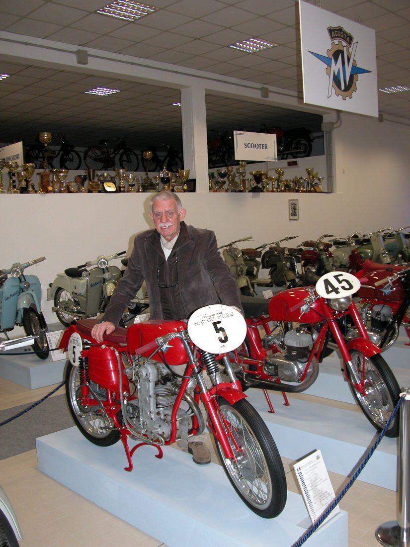 Piccolo Museo della Moto Bariaschi – Guastalla (RE)