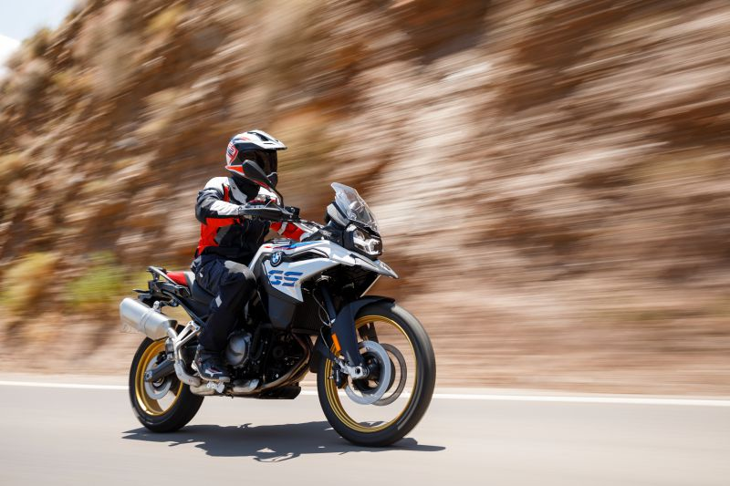 BMW F 850 GS crossover