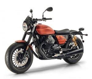 bobber sport moto guzzi