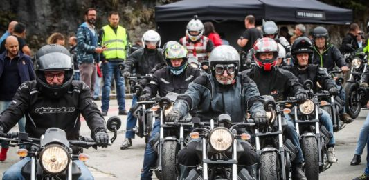 Moto Guzzi Open House 2019 Mandello del Lario (LC)