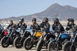 moto guzzi experience bikers riders