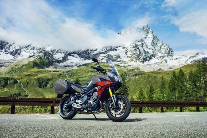 yamaha tracer 700 900 GT touring sport
