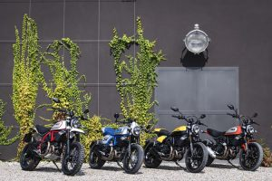 Ducati Scrambler Joyvolution