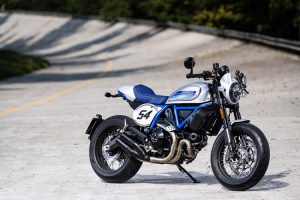 Ducati Scrambler Joyvolution cafe racer