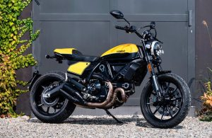 Ducati Scrambler Joyvolution full throttle