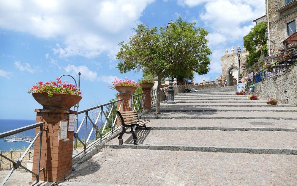 Agropoli centro storico - Foto di Falco