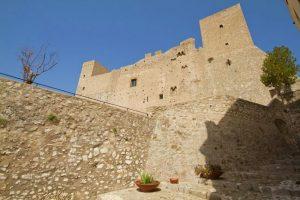 castello itri monti aurunci