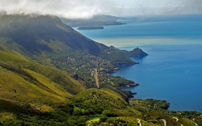 Costa del Cilento in moto - Foto di Valter Cirillo