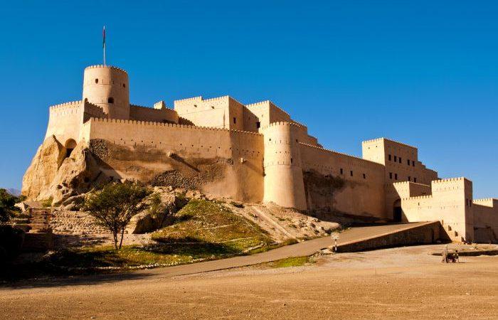 Al Batinah - Nakhal Fort in Oman