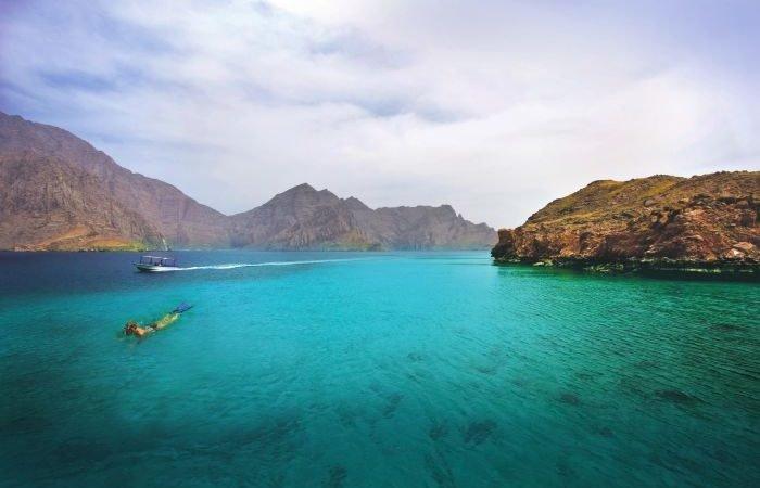 oman Diving - Bandar Khayran Snorkelling