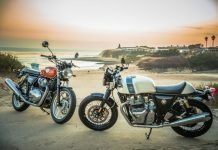 continental gt 650 royal enfield Interceptor INT