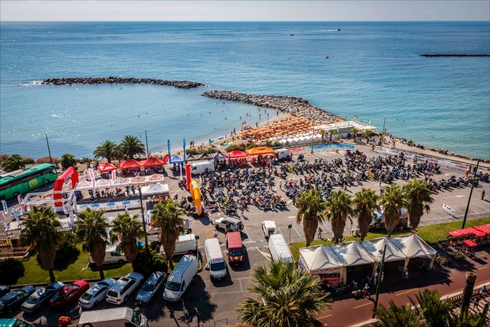 HAT HARDALPITOUR Sanremo-Sestriere (ed. 2018)