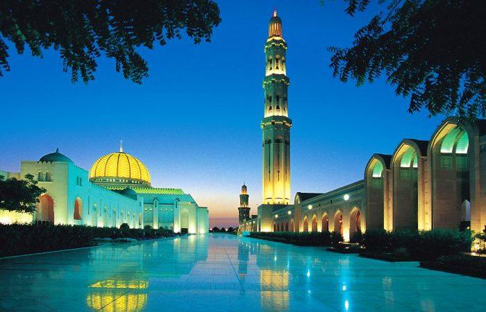 oman Mosques - Sultan Qaboos Grand Mosque, Bausher_1