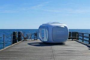 sleepero camera mar baltico
