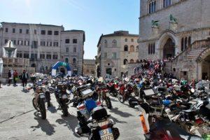 rally umbria 2018 centro storico perugia