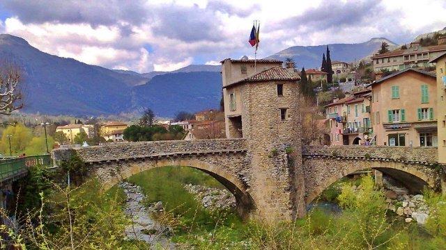 Ponte Vecchio Sospello