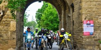 queen trophy bevagna umbria adventouring mototurismo fmi
