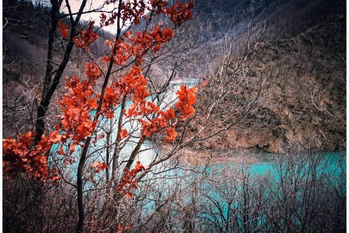 Val D'Aveto moto liguria emilia itinerario