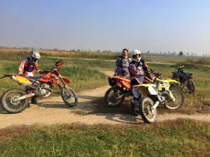 Scuola Moto Cross Enduro Adventure by Oscar Polli free racing