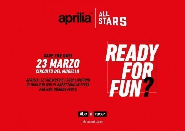 aprilia all stars mugello 2019