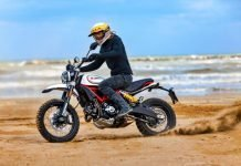 days joy ducati scrambler 2018