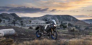 Yamaha blue bike camp adventure touring scuola moto xtz1200
