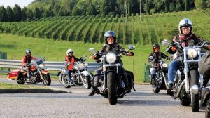HARLEY-DAVIDSON® 1° LADIES NATIONAL RUN: 28 E 29 SETTEMBRE 2019 lago iseo franciacorta