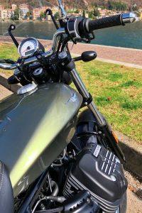 prova recensione test moto guzzi v9 roamer review
