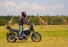 ducati scrambler alice sornosa kenia