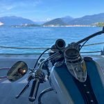 lago maggiore laveno intra harley davidson softail heritage