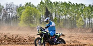 oscar polli risemousse test prova recensione mousse enduro cross