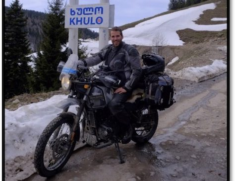 riding for happiness georgia carlo avati
