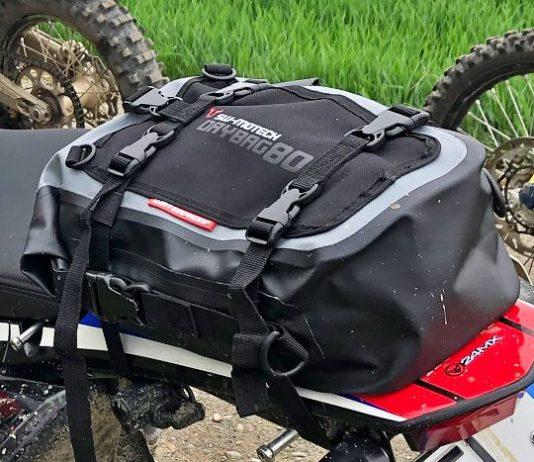 SW-MOTECH Drybag 80 borsa moto impermeabile