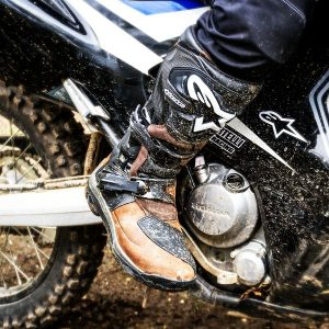 alpinestars corozal oiled leather boot drystar test review