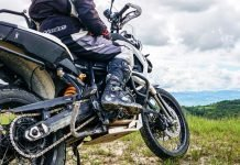 Alpinestars Tech 7 Enduro boot stivali fuoristrada moto bmw gs f800