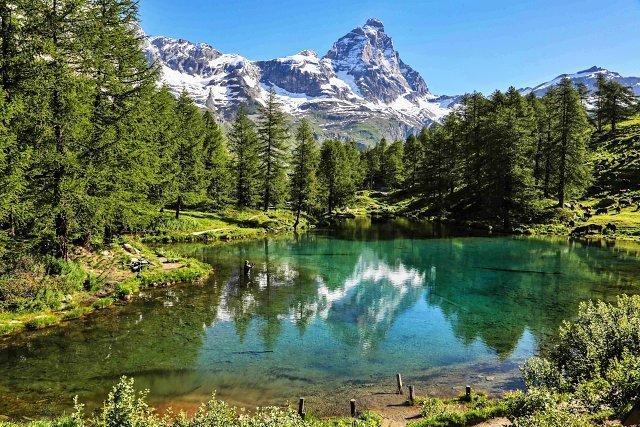 Valtournenche Cervino Val D'Aosta