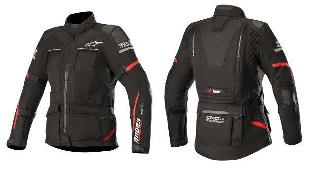 alpinestars stella andes drystar jacket