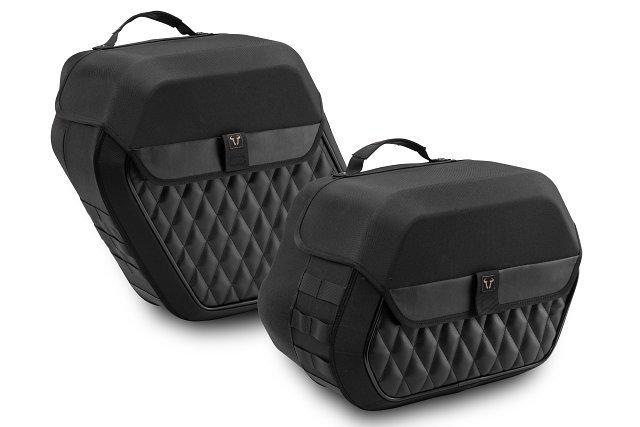 SW-MOTECH borse laterali per Softail Harley-Davidson