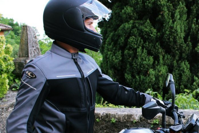 Netstyle clover giacca moto caldo estate