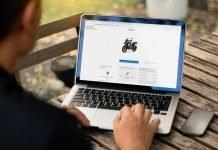 BMW Motorrad Service Check-in