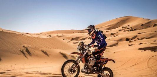 lorenzio piolini caravanserraglio tuareg rallye