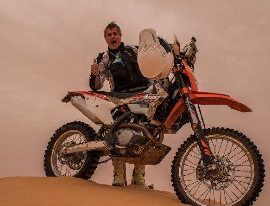 Desert Stage Tunisia con Oscar Polli