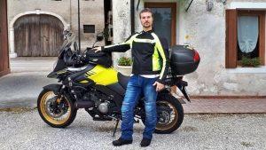 Friuli in moto - La Via dei Laghi - Francesco Tamai
