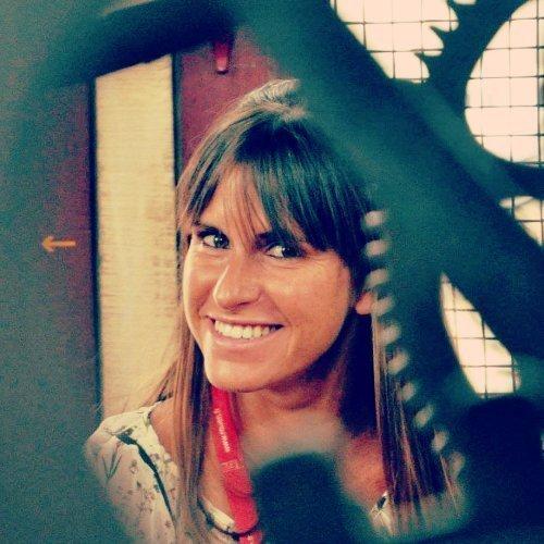 Monica Avanzi Responsabile Comunicazione ed Eventi Moto Excape